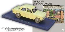 Coche Car Tintin Atlas N° 52 Alfa Periodistas Caja COA Leer Descripción