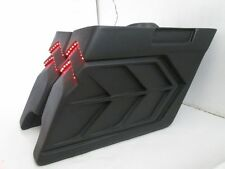 """Bagger 4"""" Stretched Extended Saddlebags Touring Harley Street Ulta Electra Glide"""
