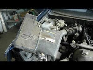 Air Cleaner Without Electric Air Fits 02-04 BRAVADA 162313