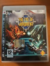 THE EYE OF JUDGMENT - PLAYSTATION 3 PS3 USATO