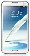Samsung Galaxy Note II GT-N7105 - 16GB - Ceramic White (Unlocked) Smartphone