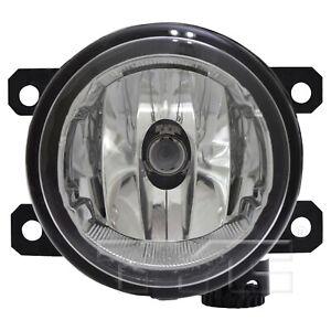 Fog Light Bumper Lamp for 15-18 Jeep Renegade Right Passenger or Left Driver