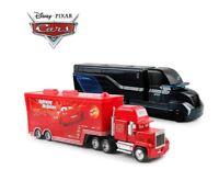 Disney Pixar Cars Toys Lightning McQueen Jackson Storm Mack Uncle Truck 1:55