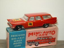 Plymouth Sportscar Fire - Corgi Toys Milton Mini Cars 804 Calcutta in Box *33082