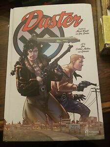 DUSTER by Wright & Lender comic book WW2 Graphic Novel Evil Scum