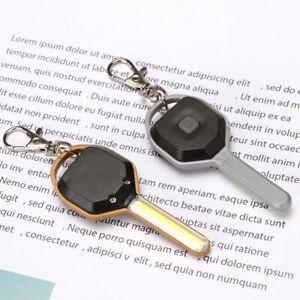 Mini COB LED Camping Flashlight Light Key Ring Keychain Torch Lamp