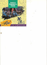African Children's Choir - Live In Concert (CD 1995)