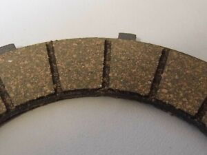 "T1503 Triumph Tiger Cub New Duplex Clutch Plate c/w Linings (0.165"" Thick)"