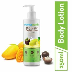 Mamaearth Skin Repair Natural Winter Body Lotion with Mango & Kokum Butter-250ml