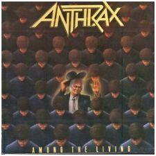 CD musicali hard rock anthrax