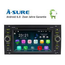 "7"" Android 6.0 DVD GPS Autoradio DAB+ für Ford Focus Mondeo Transit Fusion Kuga"