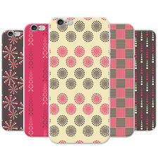 Azzumo Fun With Pink Soft Flexible Ultra Thin Case Cover For the Apple iPhone