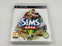 Mint Disc Playstation 3 Ps3 The Sims 3 Pets Free Postage