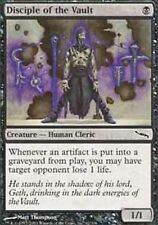 *MRM* FR 4x Disciple of the Vault/ Disciple du Caveau MTG Mirrodin
