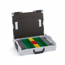 L Boxx 102 Bosch Sortimo avec Insert Boîtes Encastrées Fixées G3 Boîte à Trier