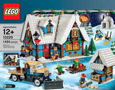 LEGO 10229 Creator Winter Village Cottage Holiday Series Retired Christmas Xmas
