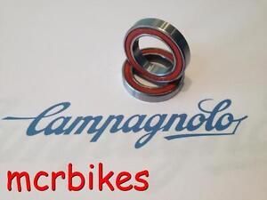 Campagnolo Bullet H50 /H80 Wheel Hub Bearings -SC013 Chrome /Stainless /Ceramic