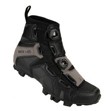 NEW LAKE Water Resistant MX145 Winter Cycling Boots SPD Off Road MTB 37 40 41 42