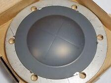 """Zook Rupture Disk 3"""" SRA M86970 Hitachi 124 PSIG 304SS FLANGE BOLT-ON"""