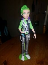 Monster High Deuce Gorgon Dawn Of The Dance Doll Great Condition Rare (W8)