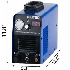 HIGH QUALITY AU STOCK  Air Inverter Plasma Cutting Machine ICUT60  240V 60AMP