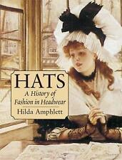 Hats: A History of Fashion in Headwear (Dover Fashion and Costumes), Acceptable,