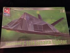 Amt Military Lockheed F-117A Stealth Fighter Model Kit
