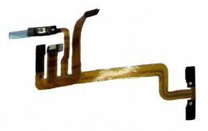 Power Volume Button Flex Cable for iPod Touch 5G