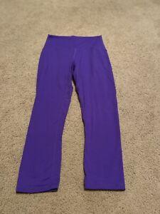 Zyia Purple Leggings Size 4