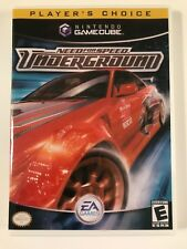 Need for Speed Underground - Gamecube - Replacement Case - No Game