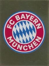 BAM1718 - Sticker 1 - Wappen - Panini FC Bayern München 2017/18