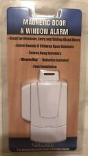 Safe Family Wireless Magnetic Door Window Alarm with Disarm Key Free Shipping