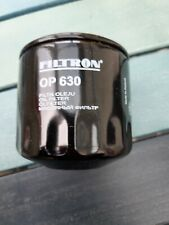 VAUXHALL ASTRA F G 1.7TD Oil Filter 92 to 04 Filtron OP630