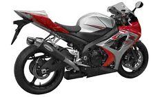 REMUS Powercone Suzuki GSX-R 1000 07-08 WVCL 136.1kW Black Stainless Exhaust