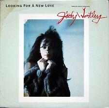 "JODY WATLEY LOOKING FOR A NEW LOVE VINYL 12"" LP SINGLE 1987 MCA-23689 5 TRACKS"
