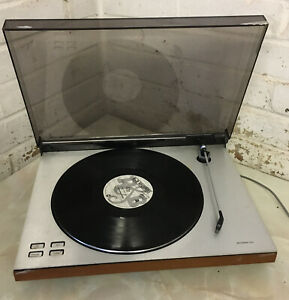 Bang & Olufsen Beogram 1700 Turntable - Fully Working MMC 20S - Din Out
