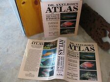 Atlas of Freshwater Aquarium Fishes (2nd edition) Herbert . Axelrod ~ Ships Free