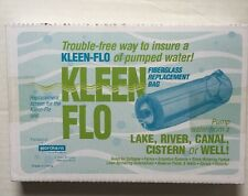 KLEEN FLO REPLACEMENT FILTER SCREEN SPRINKLERS LAKE PUMPS FOUNTAINS IRRIGATION