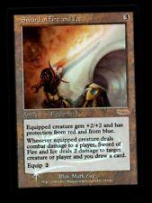 MRM ENGLISH FOIL Sword of Fire and Ice - Épée NM MTG Magic Judge Rewards Promos