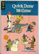 Quick Draw McGraw Fun-Type Roundup #13 1963 Giant-Size issue