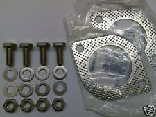 Toyota MR2 SW20 Gaskets Decat Exhaust pipe Fitting KIT Stainless Nuts Bolts