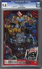 Wolverine & The X-Men (2011 Series) #21 CGC 9.8