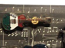 Hard Rock Cafe - San Francisco North Beach Fair- Italian Flag Guitar