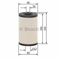 BOSCH Fuel Filter 1457431158 - Single