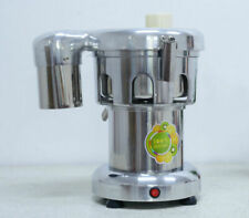 Commercial Electric Juicer Machine Stainless Steel Juice Extractor 370w 220v