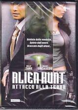Alien Hunt  Attacco alla terra. (2007) DVD