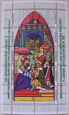 Stadspost Gezamenlijke Uitgiften 1997 Velletje Kerst Christmas Weihnachten 50 3