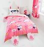 Catherine Lansfield Children's Super Bunny Reversible Duvet Cover Bedroom Range