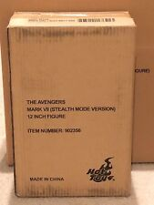 Hot Toys 1/6 Marvel Iron Man Mark 7 VII Stealth Mode New and Sealed USA Ship