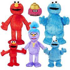 Hasbro Sesame Street The Furchester Hotel Playskool Talking Elmo Plush
